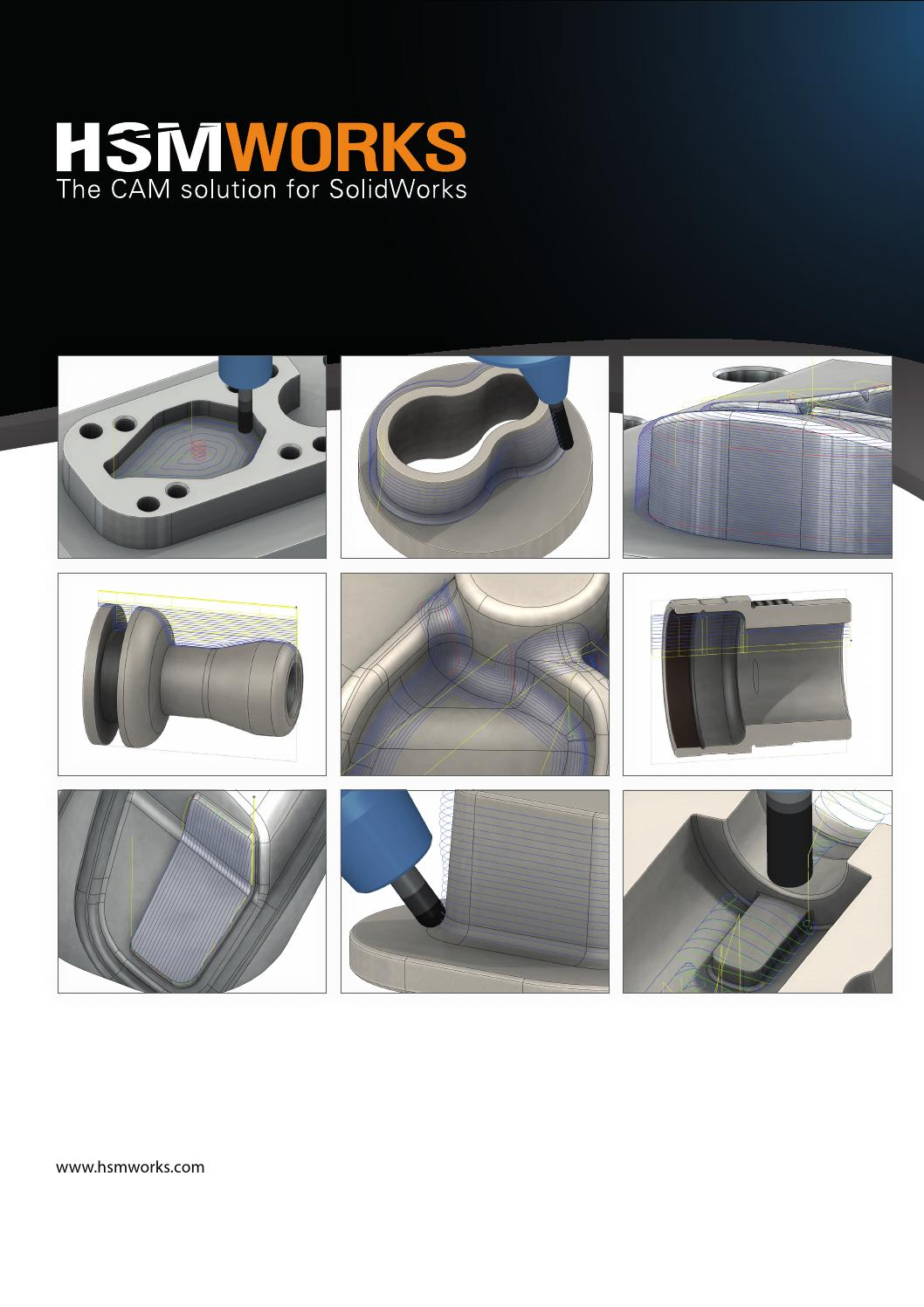 About HSMWorks: The True SolidWorks CAM Experience by MCD