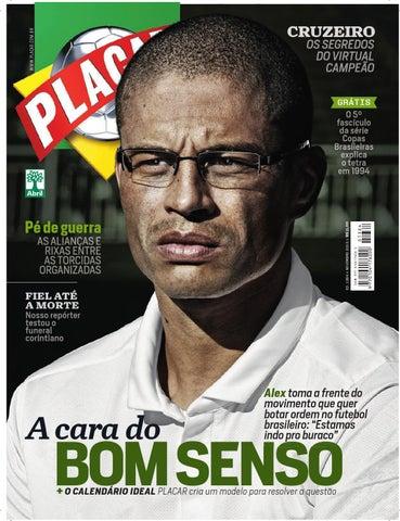 c548b66444 Revista Placar by Revista Placar - issuu