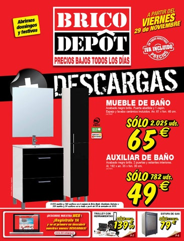 Catalogo brico depot by - Muebles de jardin bricodepot ...