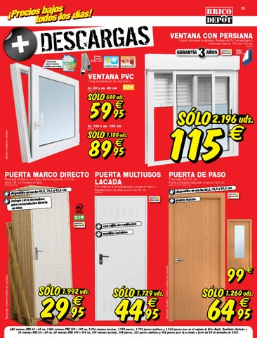 Catalogo brico depot by - Toldos en brico depot ...