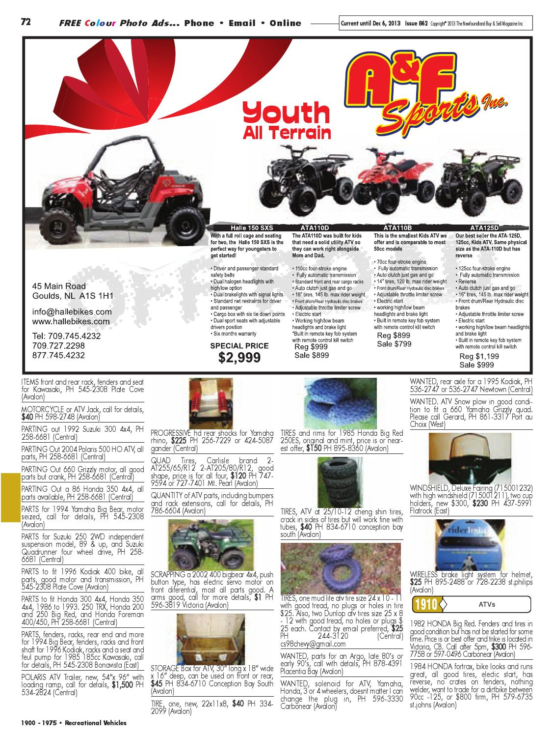 The NL Buy and Sell Magazine Issue 862 by NL Buy Sell - issuu