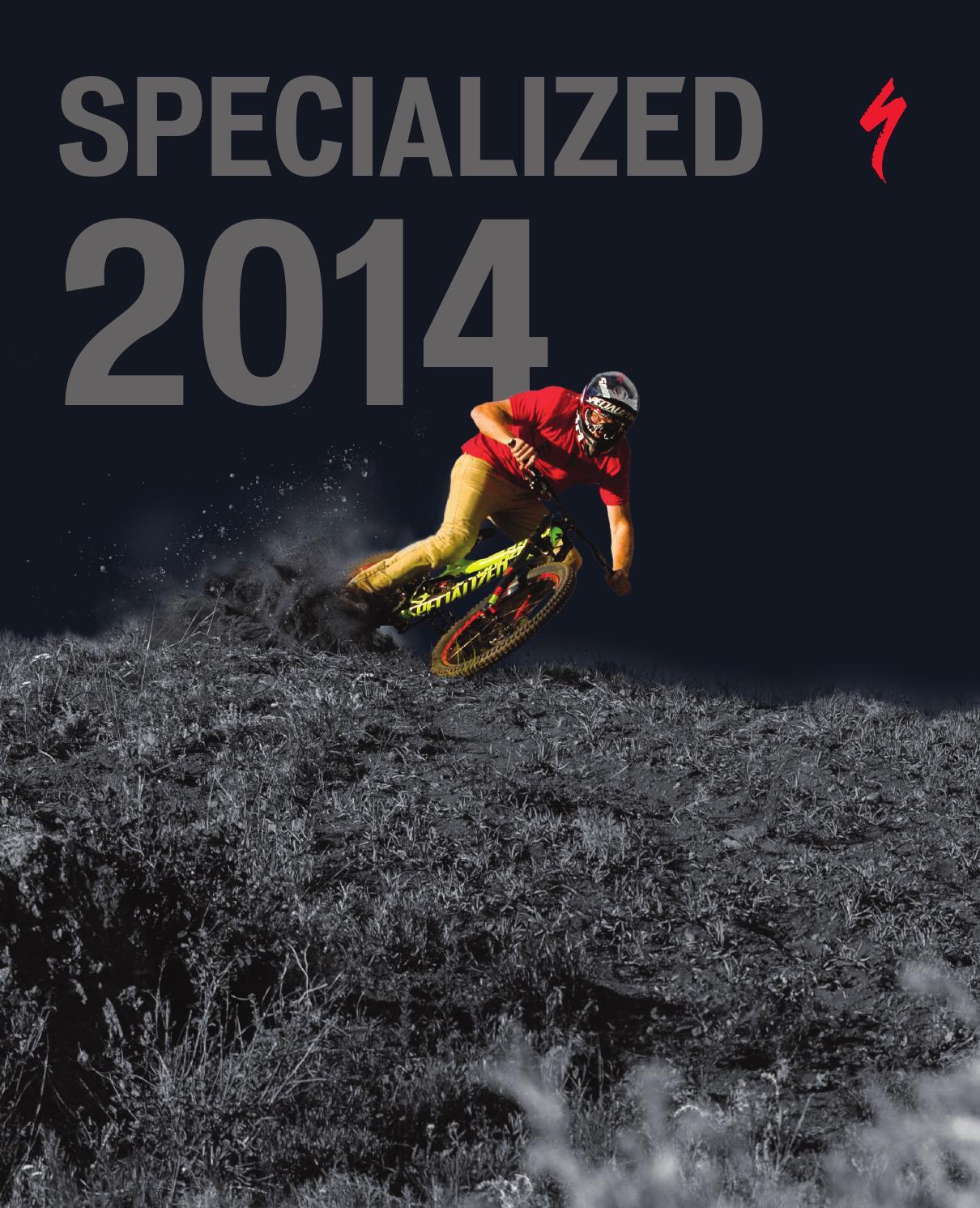 Frankford De Read Consumer: Catálogo General Specialized 2014 By Specialized España