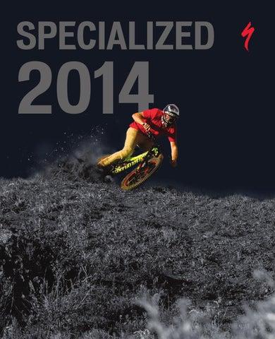 Catálogo General Specialized 2014 by Specialized España - issuu c72783550