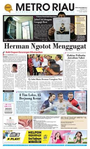 291113 by Harian Pagi Metro Riau - issuu 0150c12cf9