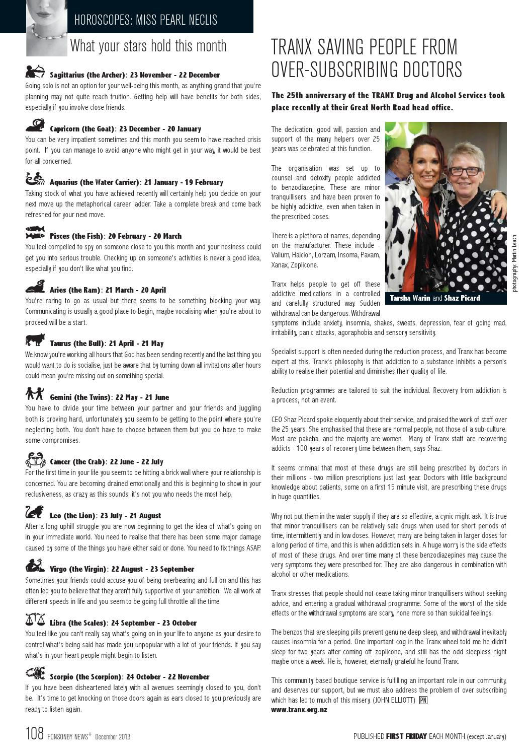 PONSONBY NEWS - DECEMBER'13 by Ponsonby News - issuu