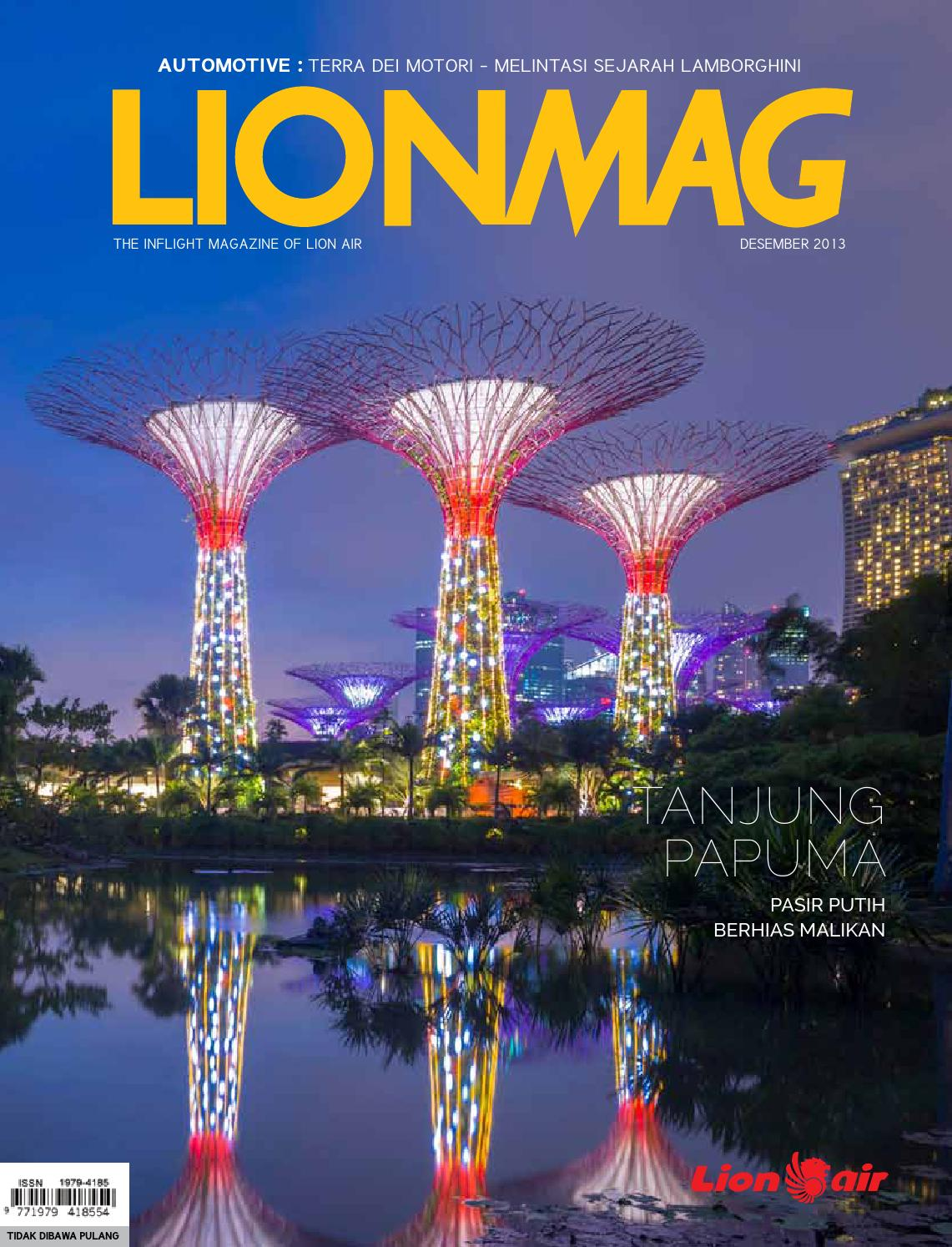 Lionmag Desember 2013 By Bentang Media Nusantara Issuu