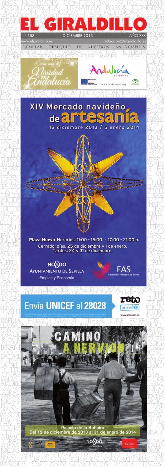 4ee6a3d57aa0 El Giraldillo - Diciembre 2013 by Elgiraldillo Cultural - issuu