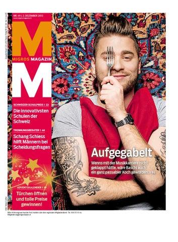 Migros magazin 49 2013 d bl by Migros-Genossenschafts-Bund - issuu