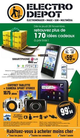 Catalogue Electro Depot 28 11 26 12 2013 By Joe Monroe Issuu