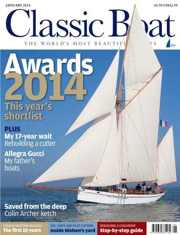 Classic Boat January 2014 by The Chelsea Magazine Company - issuu