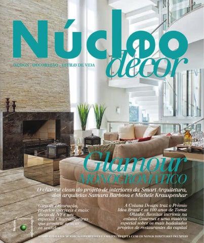 61202738e0f Revista Núcleo Decor - Edição 31 by Núcleo Paranaense de Decoração ...