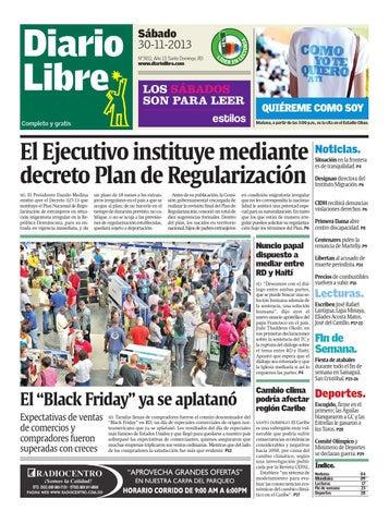 Diariolibre3811 by Grupo Diario Libre, S. A. - issuu