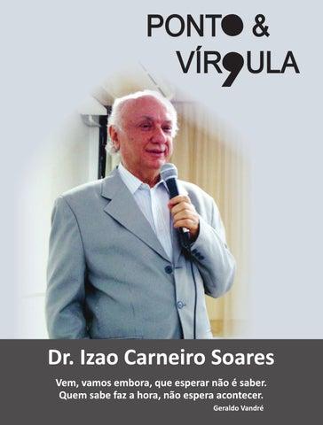 """Cover of """"Revista Ponto & Vírgula - Ano 1 - Edição 11 - Novembro 2013"""""""