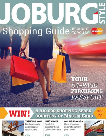 d4725b6794 Joburg Style Shopping Guide Dec 2013 by Ballyhoo Media - issuu