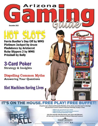 Arizona Gaming Guide Magazine December 2013 0512 By Arizona