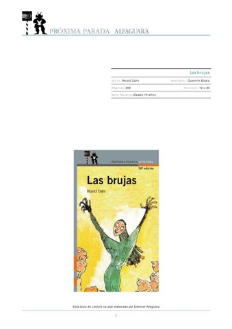 Guia actividades brujas by Socorro Caballero - issuu