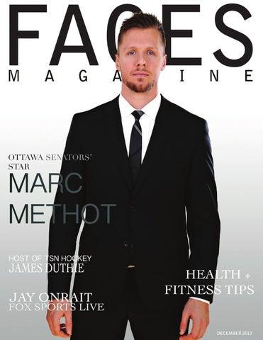 08c837b8c1e Faces Magazine December 2013 - Marc Methot by FacesMagazine - issuu