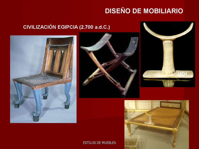 Estilos de muebles by Antonio - issuu