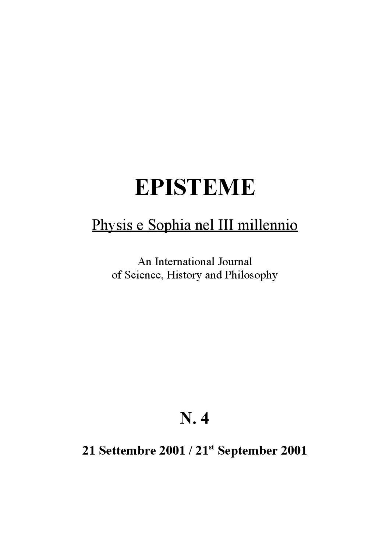 3d81f24cf0989 Episteme 4 by gianobifronte - issuu