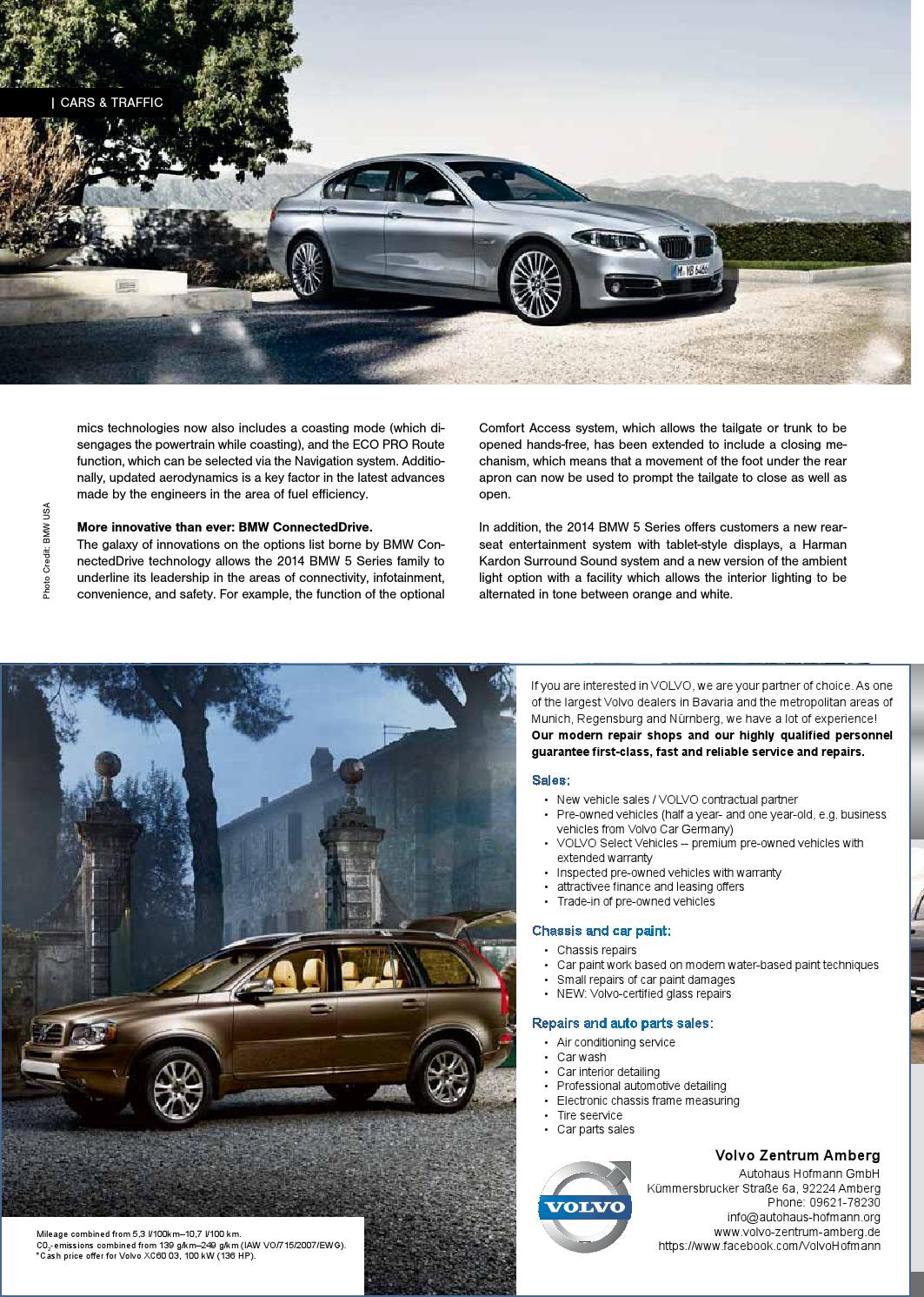 Bavarian Times Magazine - Edition 05 - 2013 by Bavarian