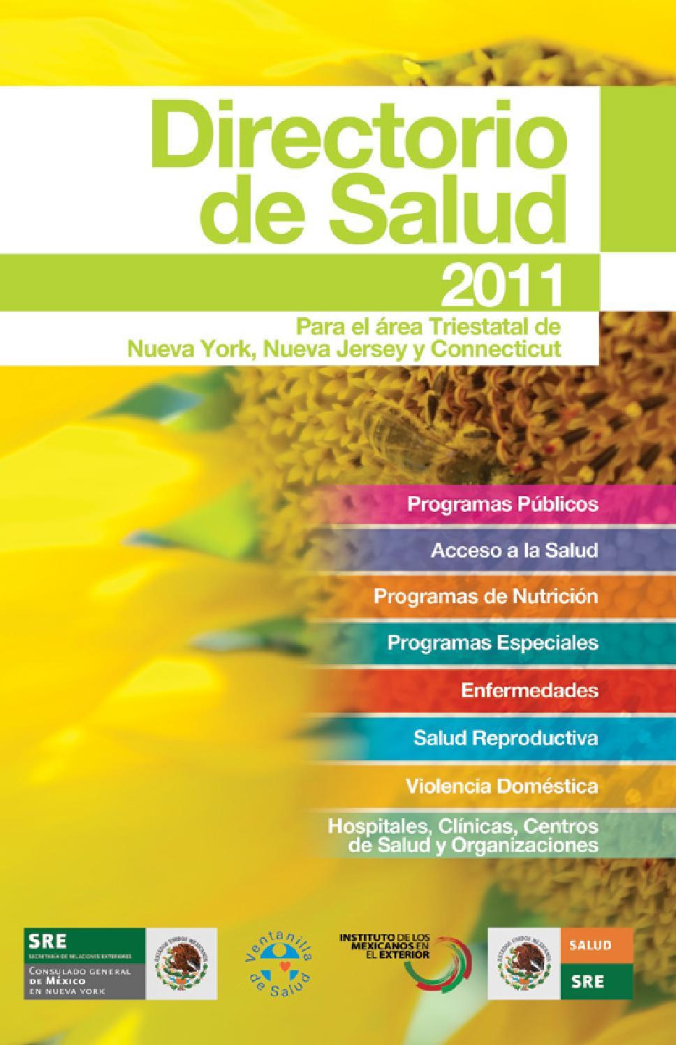 Health Directory by Eyestorm Design - issuu