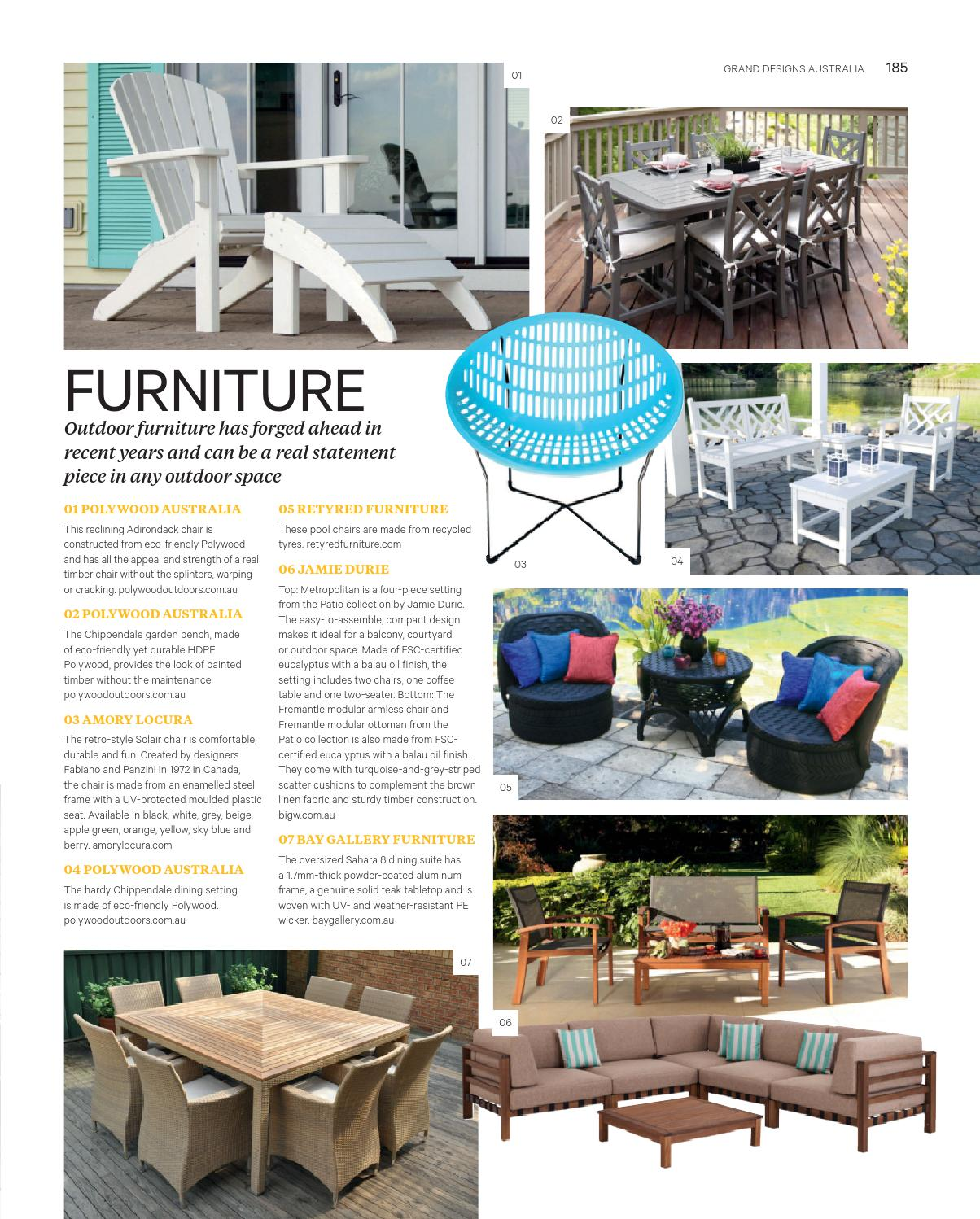 Miraculous Grand Designs Australia Issue 2 4 By Grand Designs Australia Squirreltailoven Fun Painted Chair Ideas Images Squirreltailovenorg