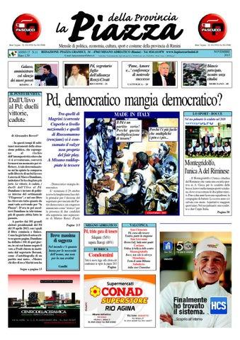 2013 Novembre     La Piazza della Provincia by La Piazza della daf158