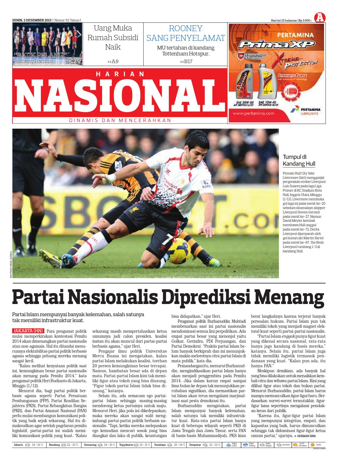 Harian Nasional By Issuu Produk Ukm Bumn Kalung Tenun Wires 12