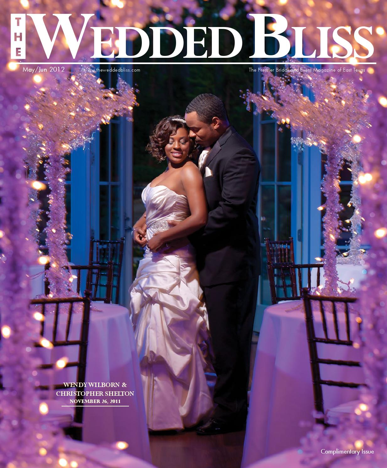 Wedded: May-June 2012 By The Wedded Bliss
