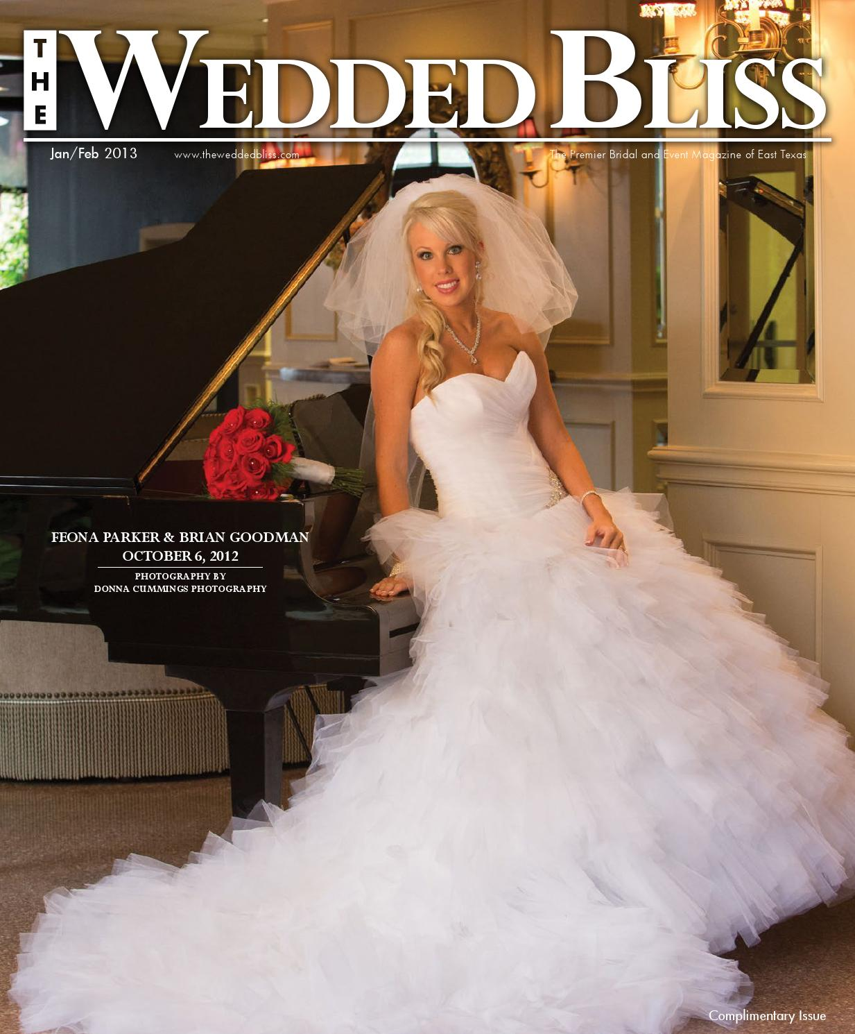 The Wedded Bliss - January-February 2013 by The Wedded Bliss - issuu