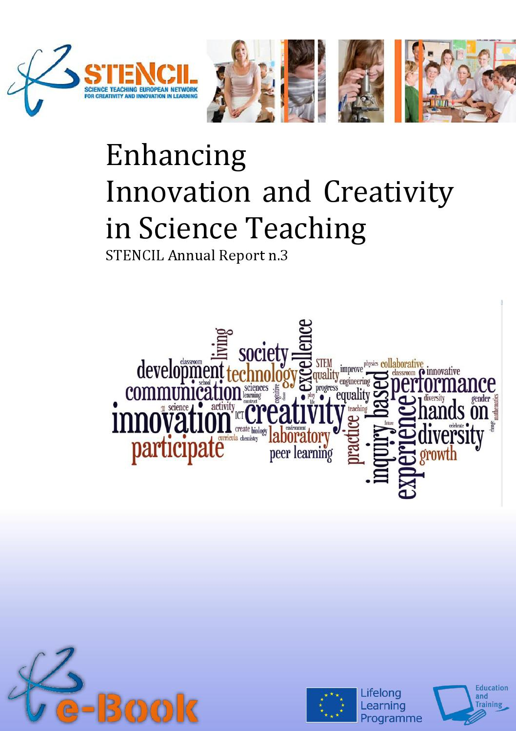 Enhancing Innovation and Creativity in Science Teaching (n°3) by