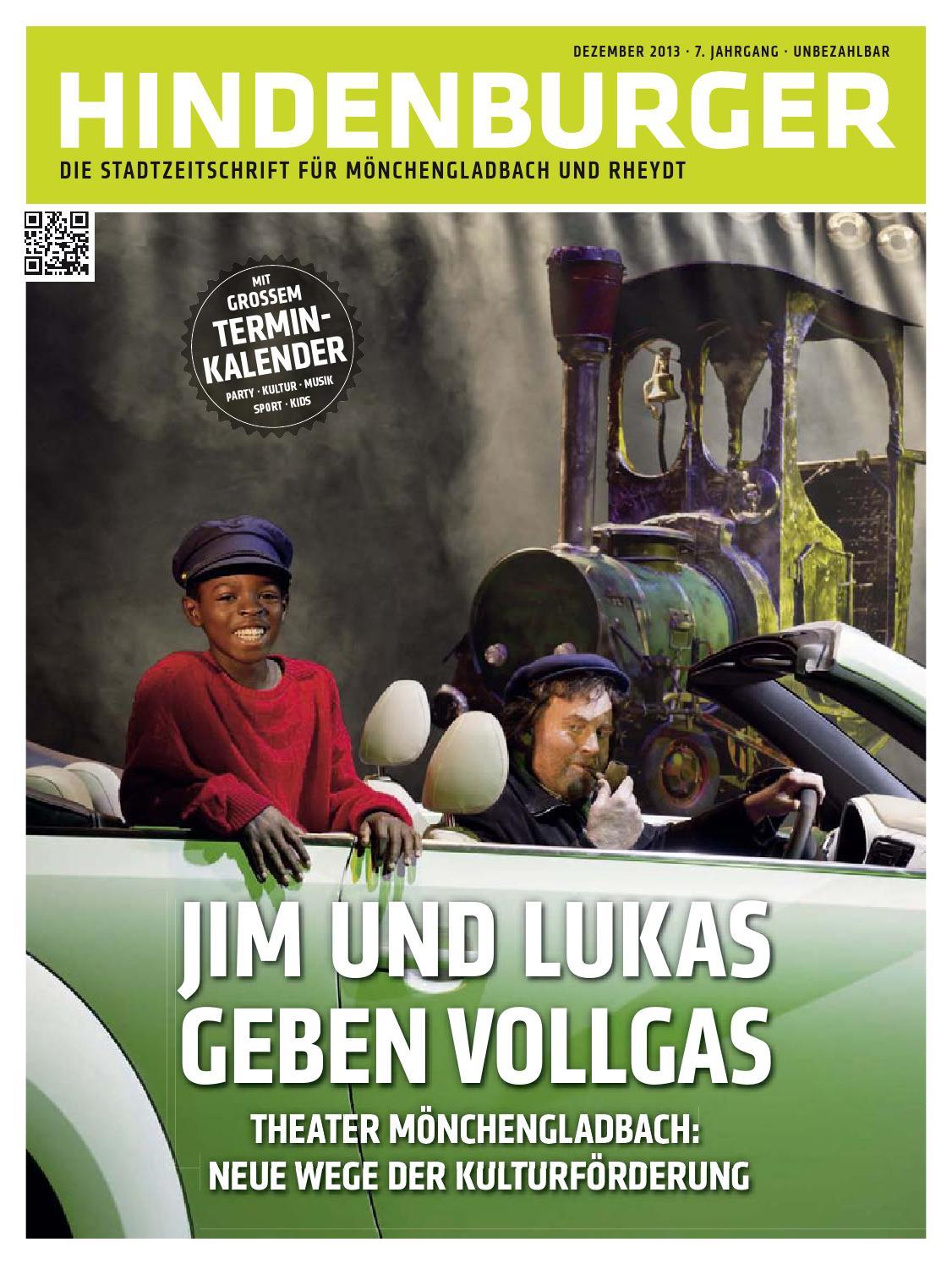 Hindenburger Ausgabe 12-2013 by Sascha Broich - issuu