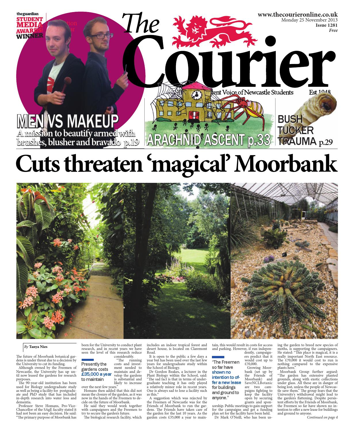 The Courier 1281 By The Courier Online Issuu