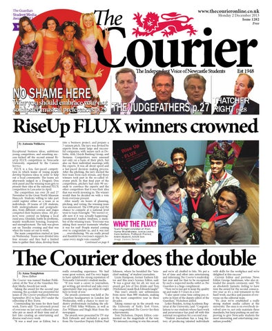 973ccae2c3935 The Courier 1282 by The Courier Online - issuu