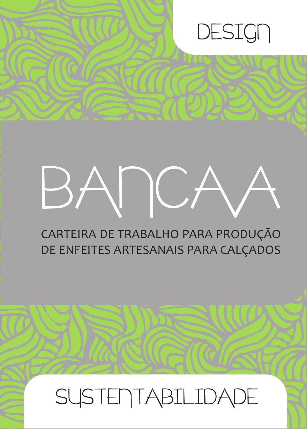 5f1eaacd09 Projeto BANCAA by Carolzita - issuu