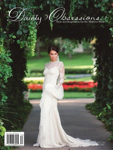 3c2ceda3d8c0 Dainty Obsessions v.2 | no.2 Wedding Magazine by Dainty Obsessions ...