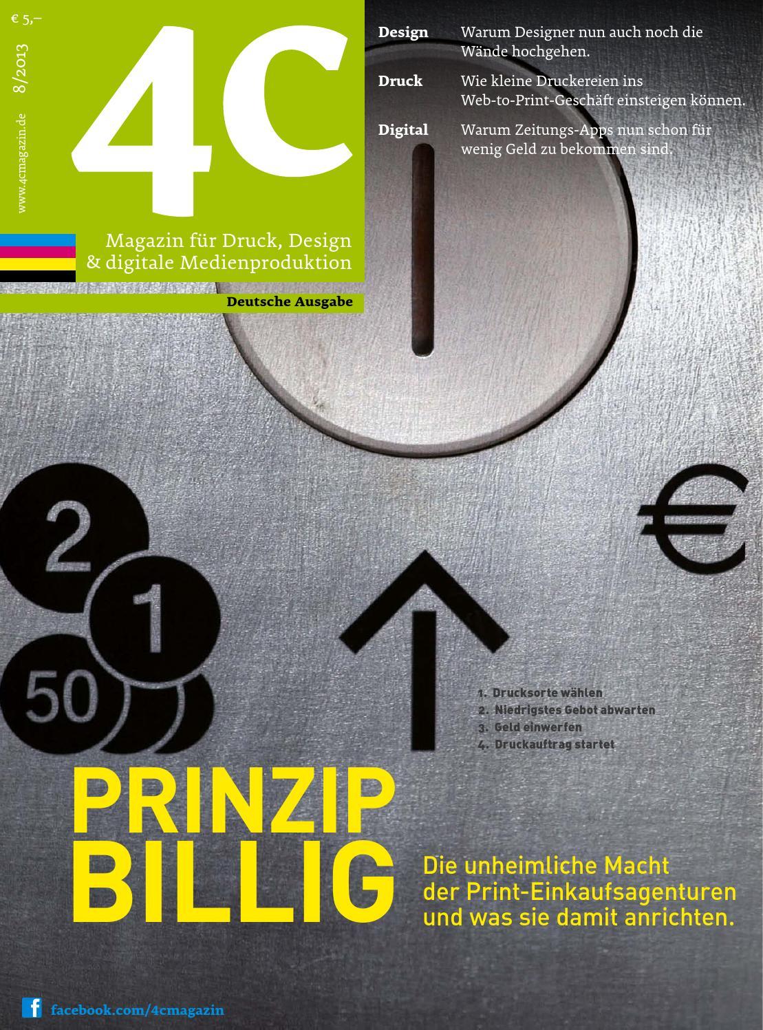 4c Deutschland Ausgabe 8 2013 By 4cmagazin Issuu