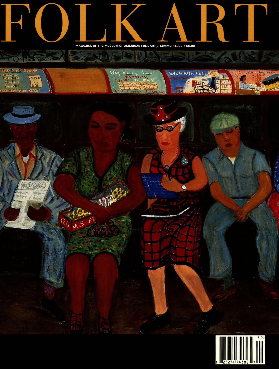 Folk Art (Summer 1995) by American Folk Art Museum - issuu
