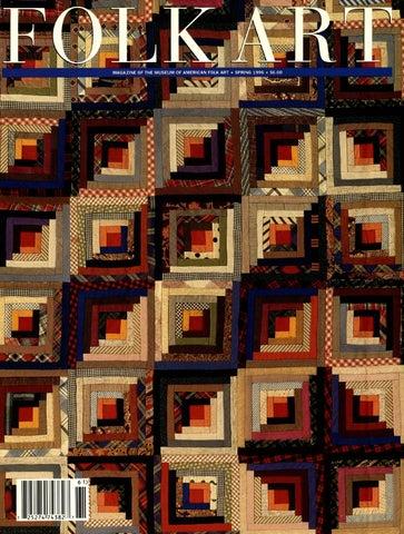 Folk Art Spring 1996 By American Folk Art Museum Issuu