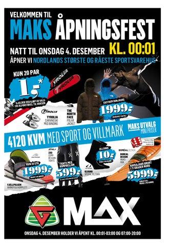 8e846337f G-MAX Bodø kundeavis uke 49