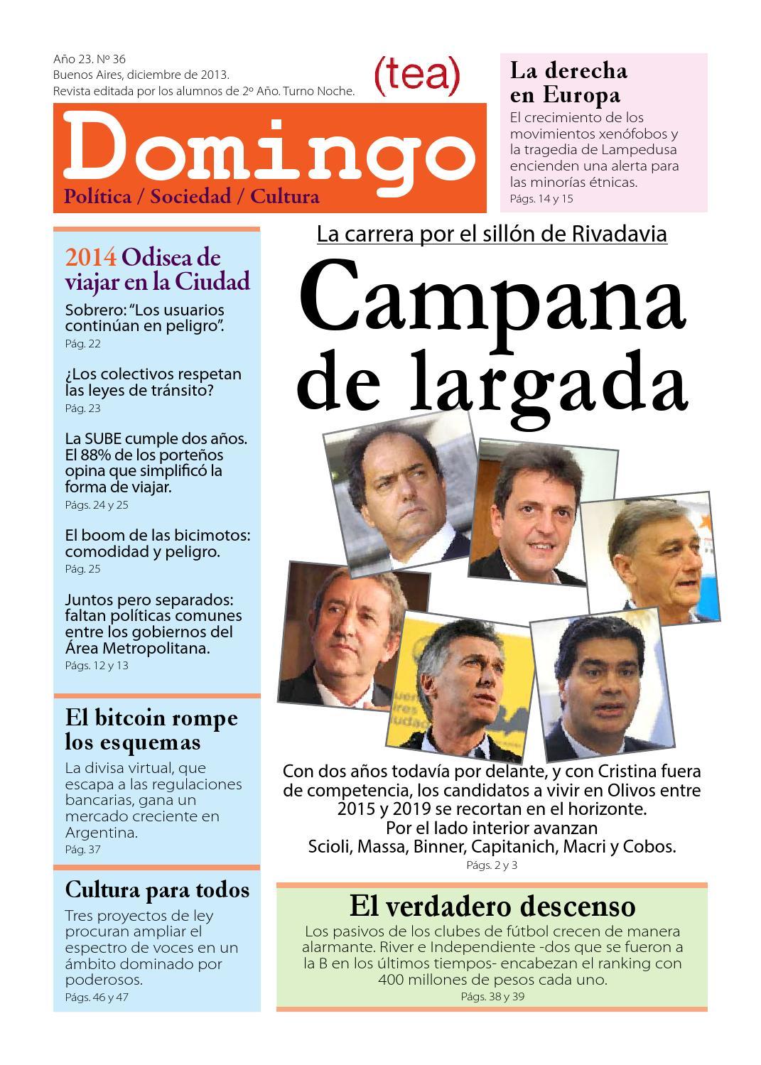 Candela X Y Estudiante Porno domingo - nº 36 - 2013 - (tea)tea y deportea - issuu