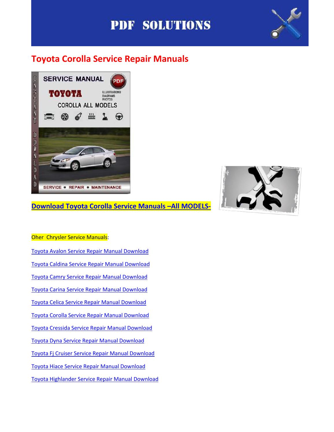 Toyota Sienna Service Manual: Power Seat Motor Circuit