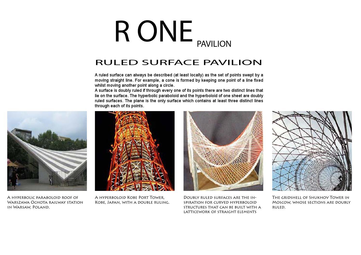 R One Pavilion By Cho Chung Man Issuu