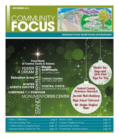 dec\u002713focusfinallores by community focus issuu  page 1