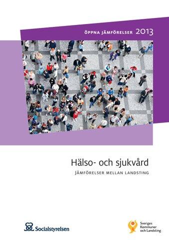 7585 008 5 By Sveriges Kommuner Och Landsting Issuu
