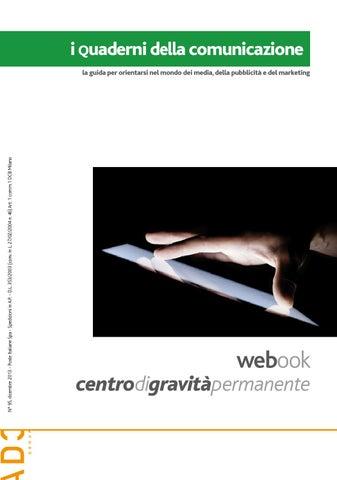 a89a90f7b2 I Quaderni della Comunicazione 2013 - Webook by ADC Group - issuu