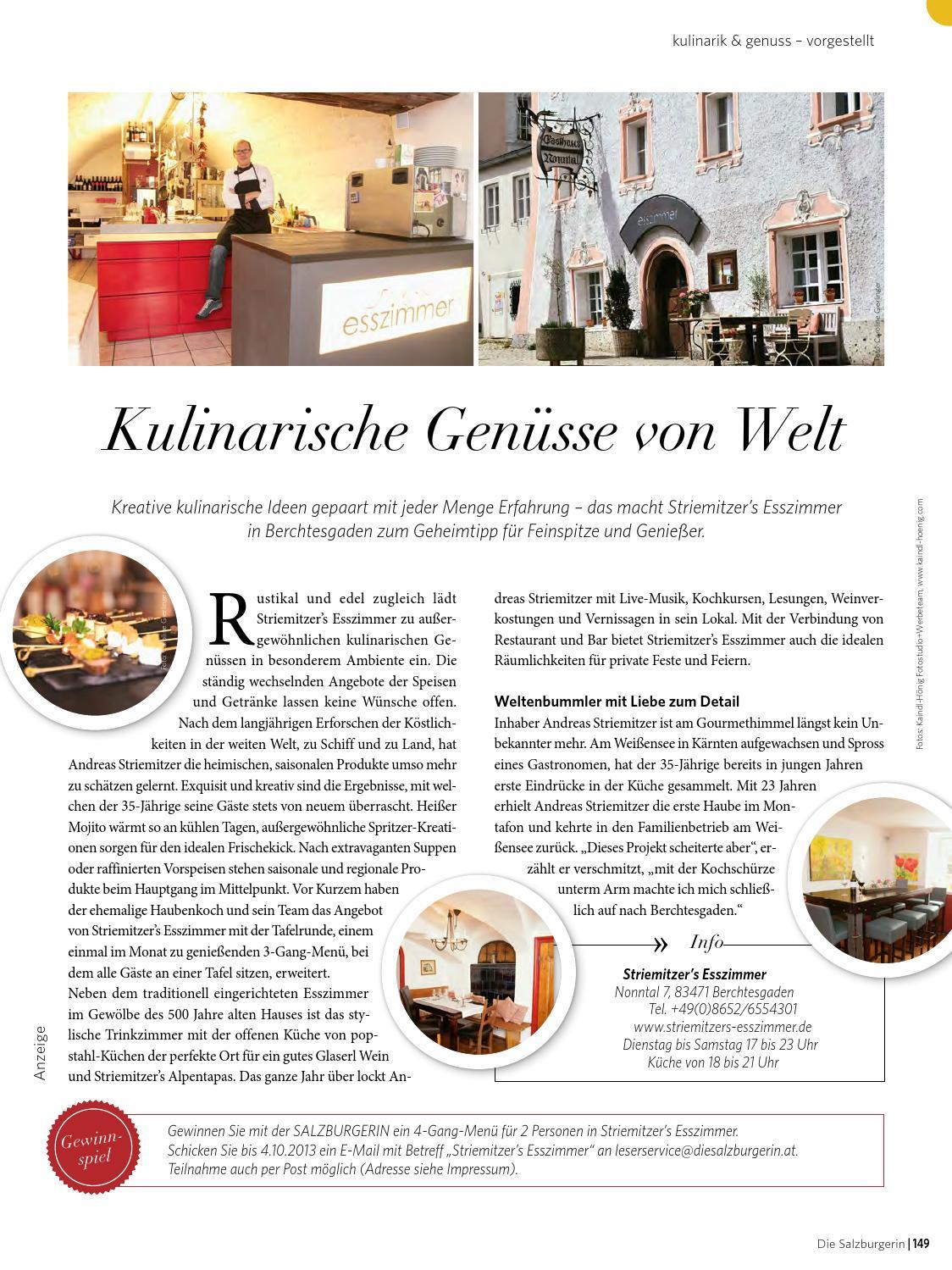 Die Salzburgerin (Juli 2013) By TARGET GROUP Publishing GmbH   Issuu