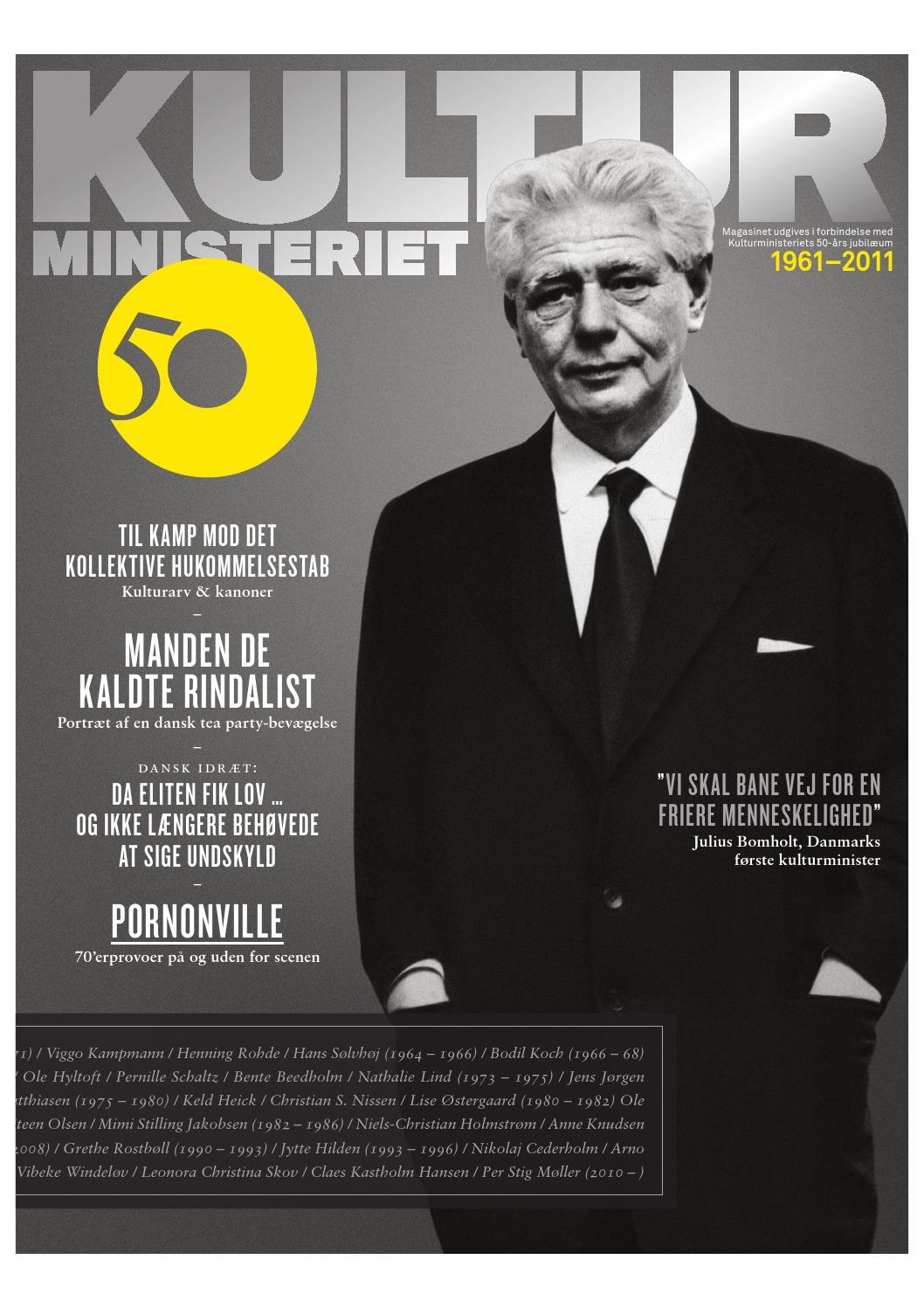 7d5af6f5 Kulturministeriets jubilæum magasin by Slots- og Kulturstyrelsen - issuu