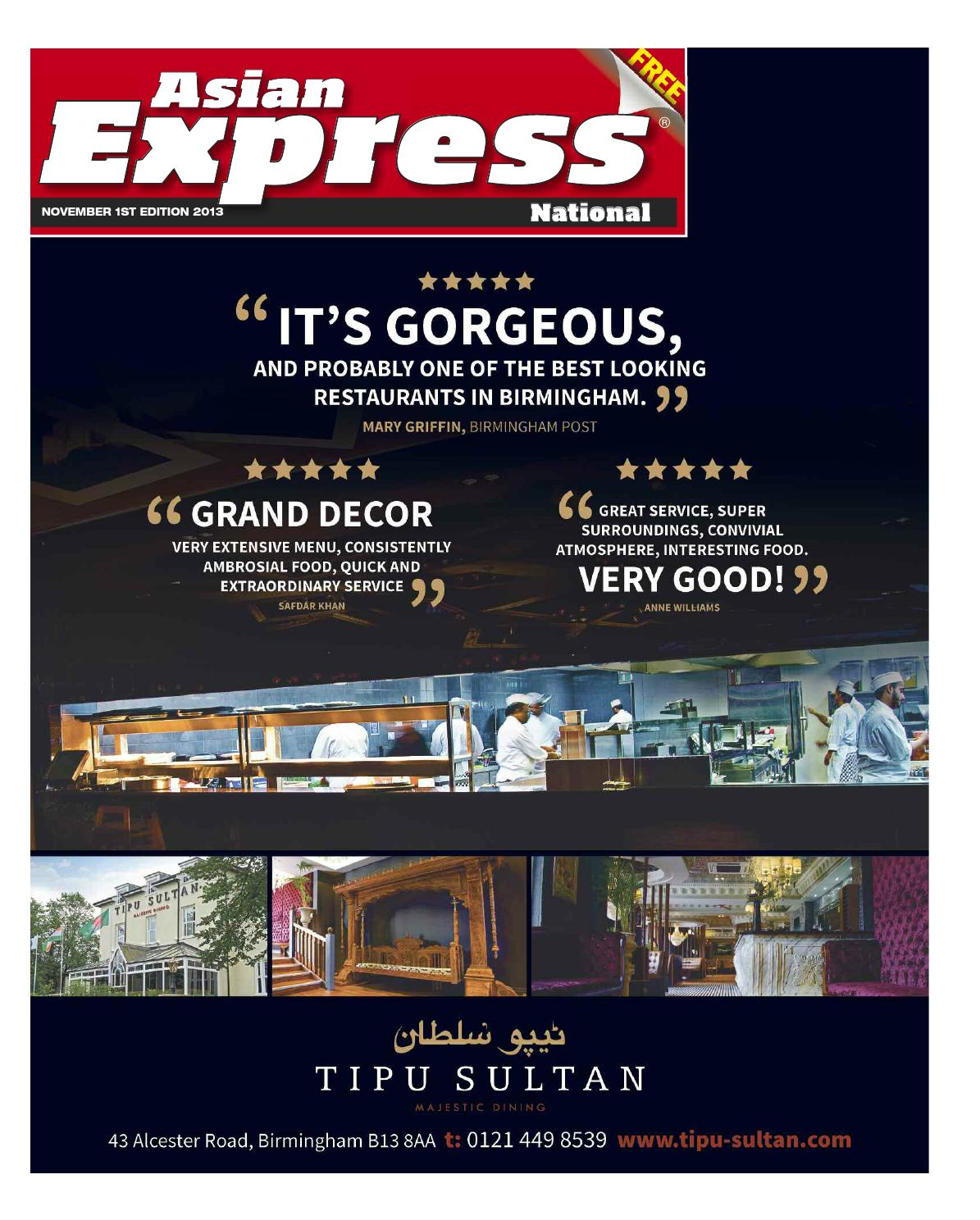 Asian Express National - November Edition 2013 by Asian Expres - issuu