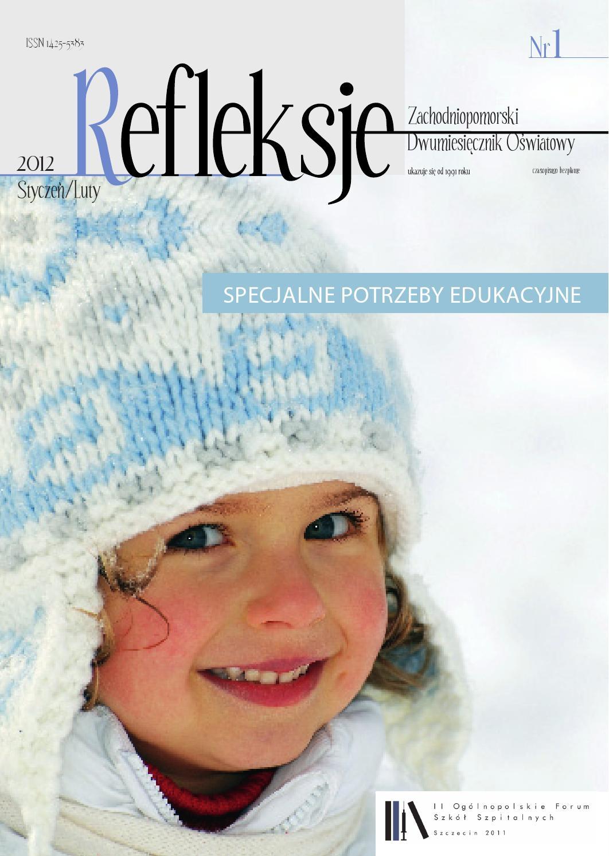 90195366166f7 Refleksje 1 2012. Specjalne potrzeby edukacyjne by Zachodniopomorskie  Centrum Doskonalenia Nauczycieli - issuu